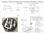 TuffTiger Filter & Field-Flush Controller Installation Detail